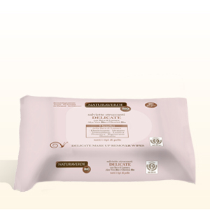 DELICATE MAKE-UP REMOVER WIPES
