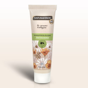 fondotinta crema Naturaverde Bio Make up