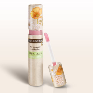 Bio Make lip gloss Naturaverde Bio Make up