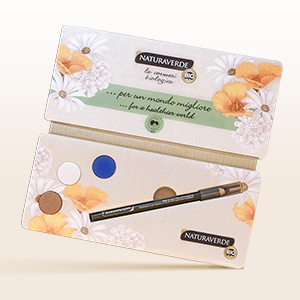 TROUSSE 3 EYESHADOW + EYE PENCIL