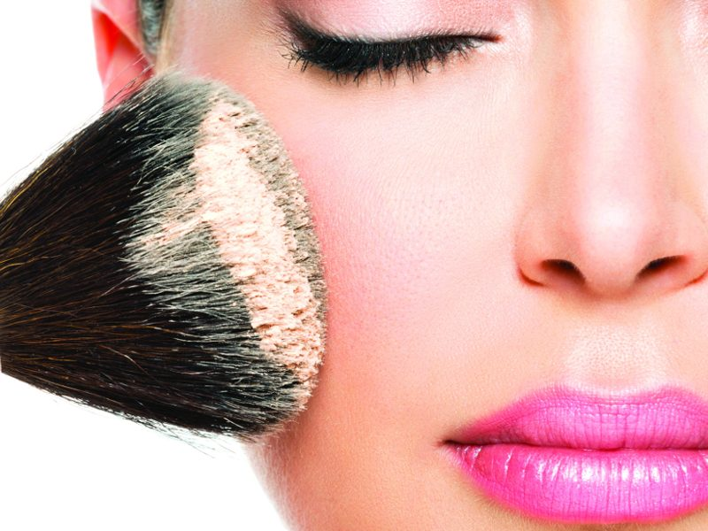 Fard biologico Naturaverde Bio con ingredienti naturali ed estratti biologici: il make up italiano