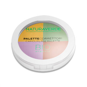 Palette Camouflage correttori Naturaverde Make up