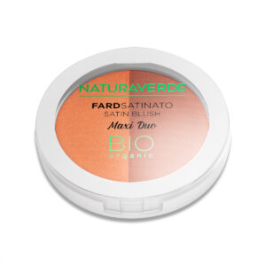 Fard satinato 02 Naturaverde Make up