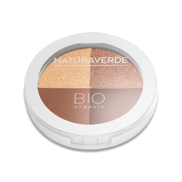 Paletto Ombretti Naturaverde Make up -01